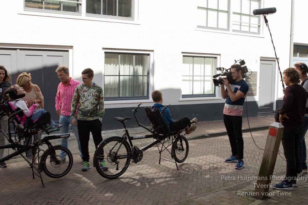 Film en fiets
